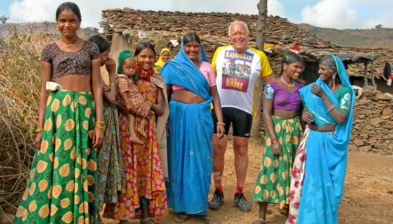 India Biking Tour